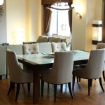 Presidential Suite-Dining Room