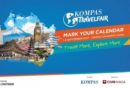 Kompas Travel Fair