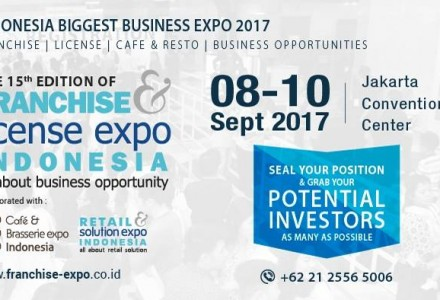 franchise license expo indonesia 2017 2
