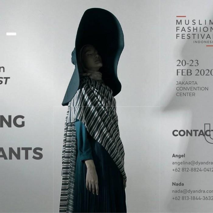 MUSLIM FASHION FESTIVAL 2020