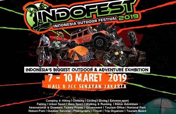 INDONESIA OUTDOOR FESTIVAL 2020